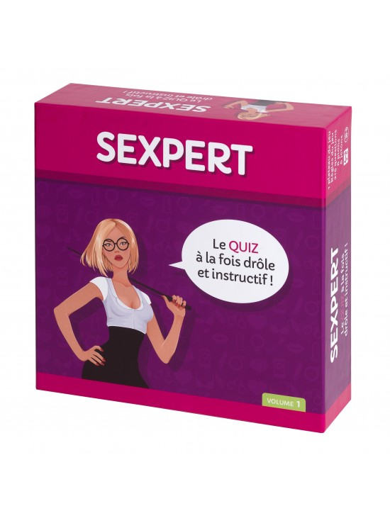 Be Naughty SEXPERT FR - VOLUME 1