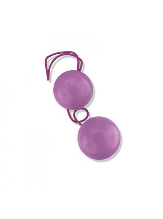 Boules de Geisha Boules de Geisha violettes X-Orgasm