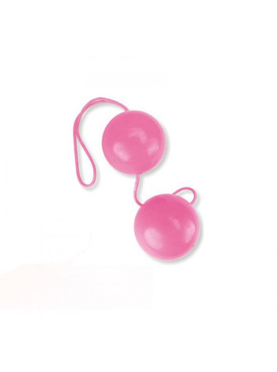 Boules de Geisha Boules de Geisha roses X-Orgasm