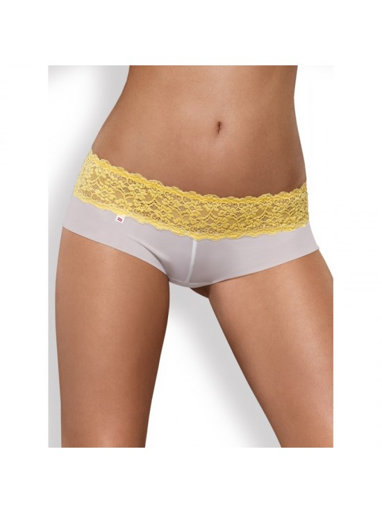 Strings, Pantys & Shortys Lacea shorties thong yellow color: yellow