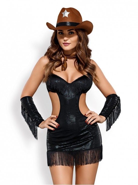 Déguisements Sexy Sheriffia Set