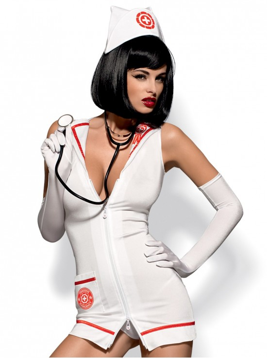 Déguisements Sexy Emergency dress stéthoscope