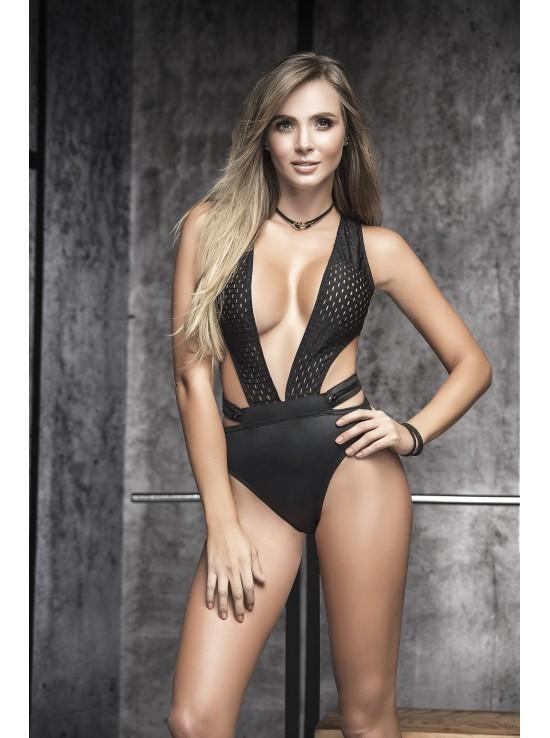 Bodysuit black 2488