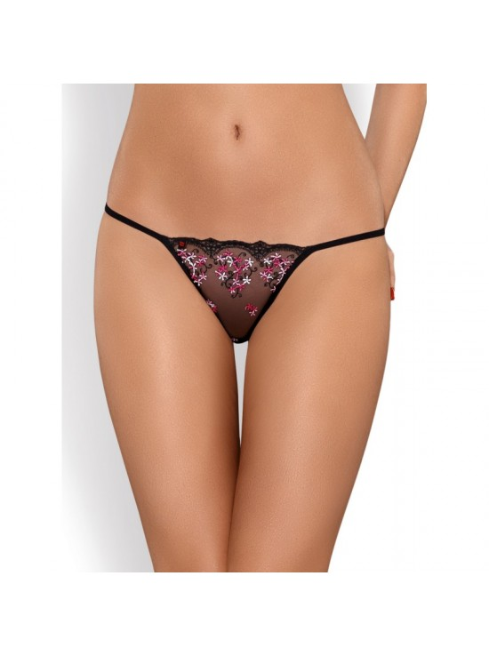 Strings, Pantys & Shortys Floweria Thong