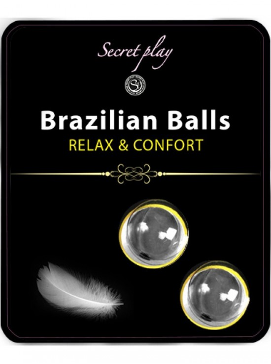 Be Sweety Brazilian Balls Relax Confort