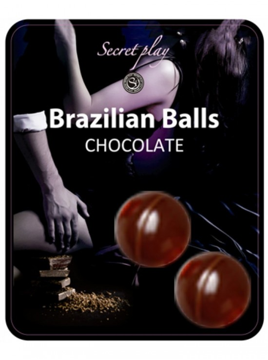 Be Sweety Brazilian Balls saveur Chocolat