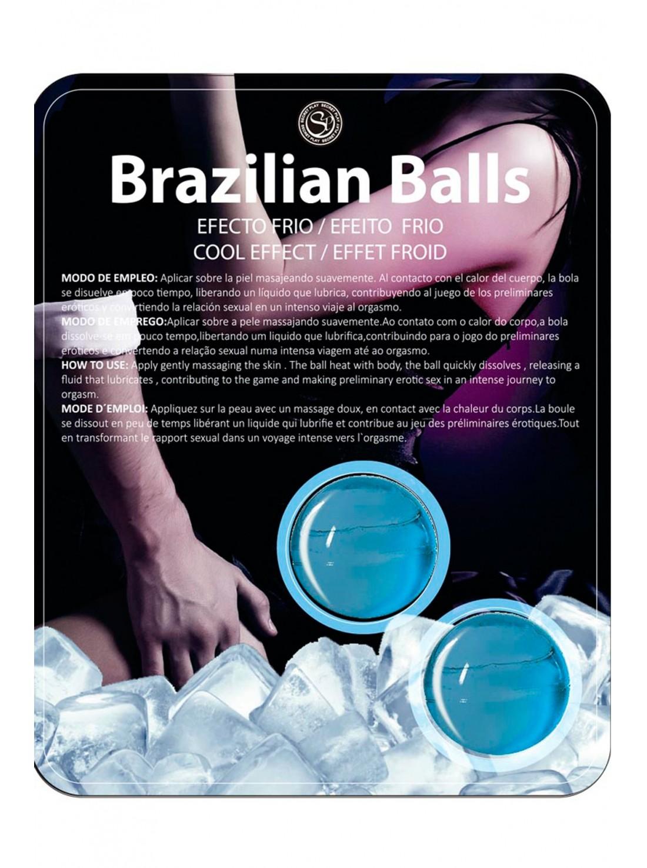 Cold effect brazilian balls set 3613