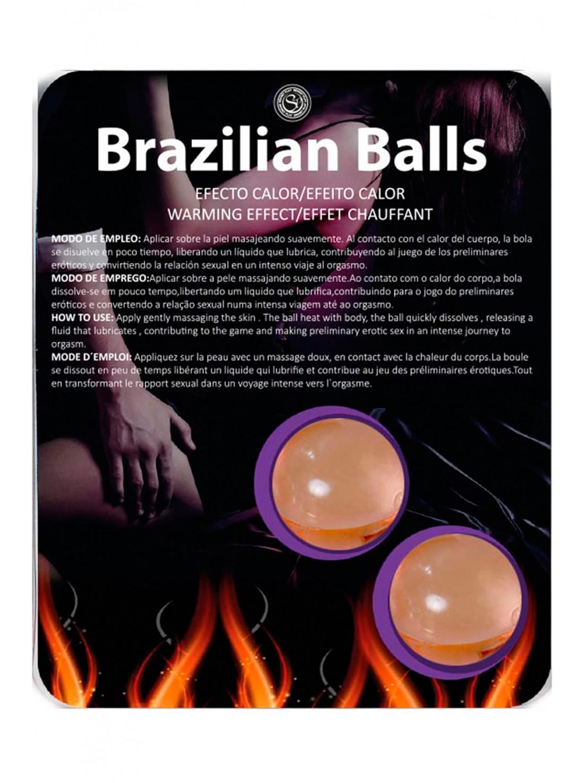 Hot effect brazilian balls set 3575