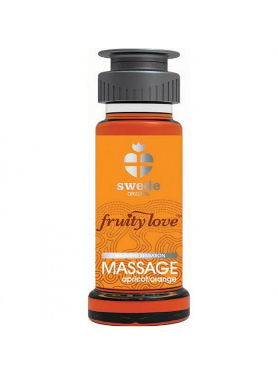 Huile de massage Abricot Orange 50ml