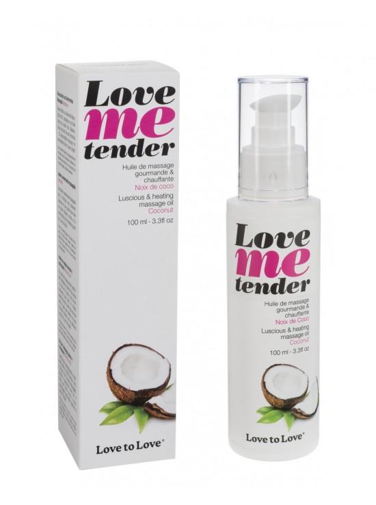 Love Me Tender Noix de Coco 100ML