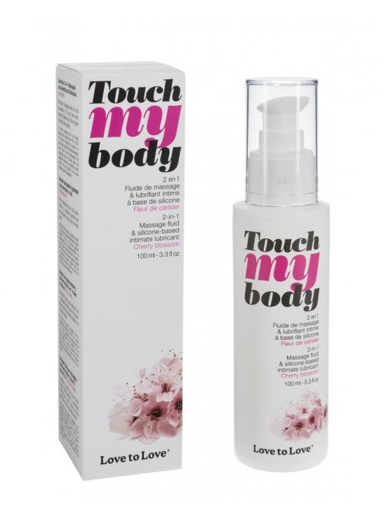 Touch My Body Fleur De Cerisier 100ML