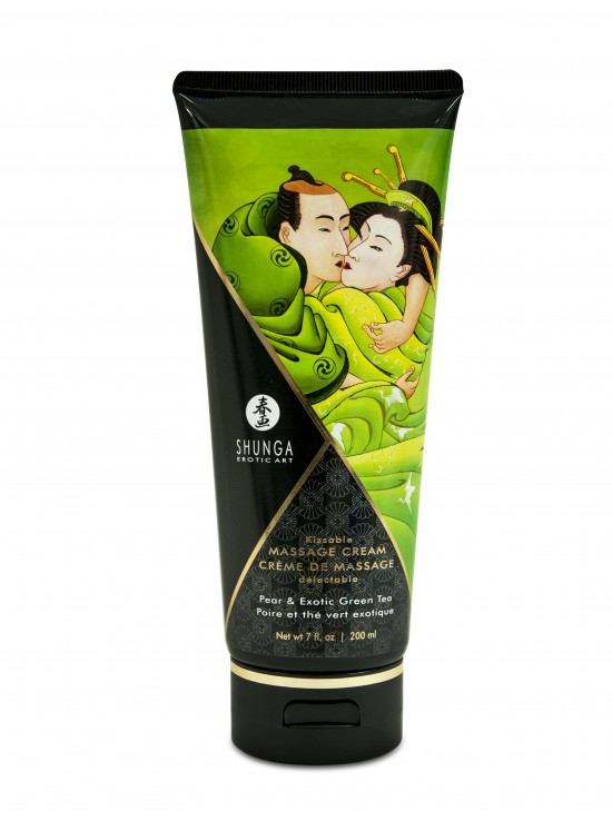 Creme de Massage delectable - Poire The vert exotique