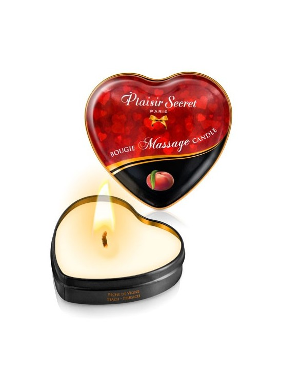 Be Sweety BOUGIE MASSAGE PECHE DE VIGNE