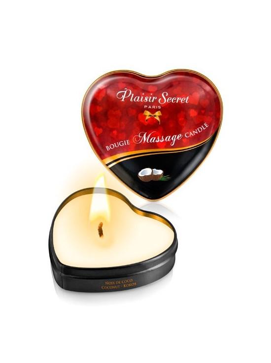 Bougies de Massage BOUGIE MASSAGE NOIX COCO