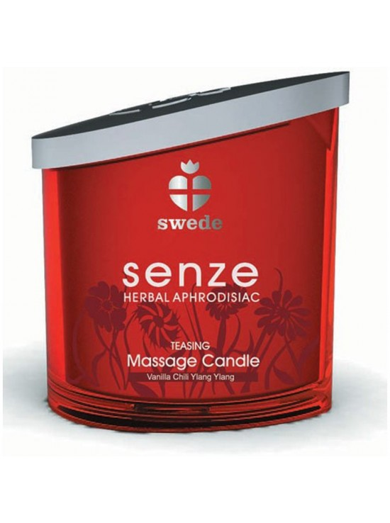 Bougie de massage vanille ylang ylang