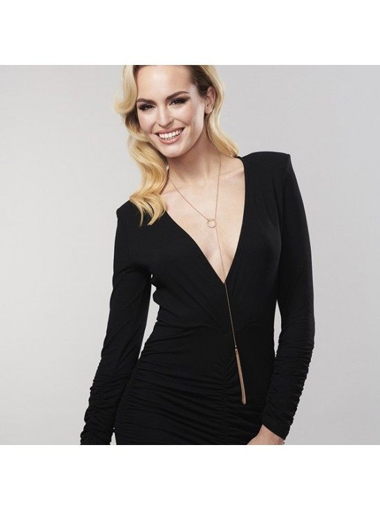 Be Sexy Magnifique - collier pendentif - or