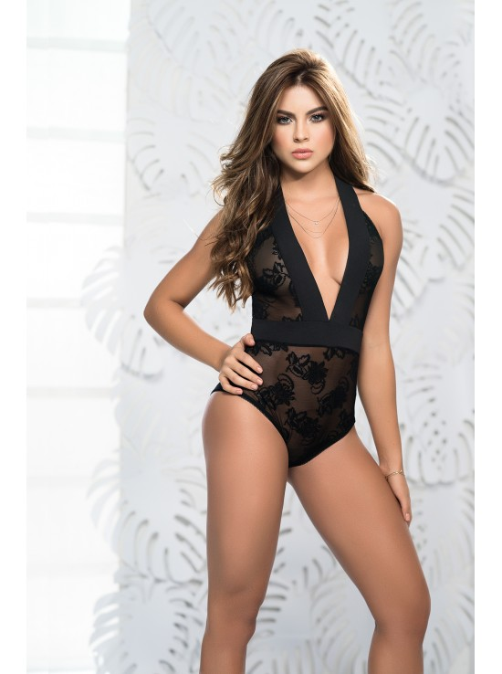 Body noir Mapalé 7169