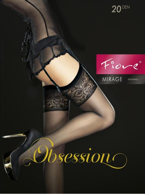 Bas & Collants Mirage Bas noir FI
