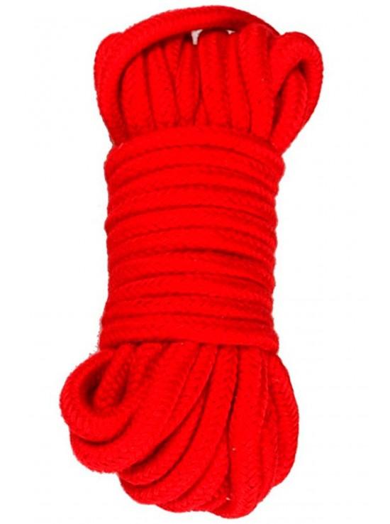 Menottes & Accessoires Red bondage string 10m 6166r